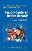 Person-Centered Health Records (eBook, PDF)