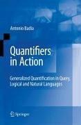 Quantifiers in Action (eBook, PDF) - Badia, Antonio