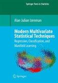 Modern Multivariate Statistical Techniques (eBook, PDF)