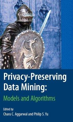 Privacy-Preserving Data Mining (eBook, PDF)