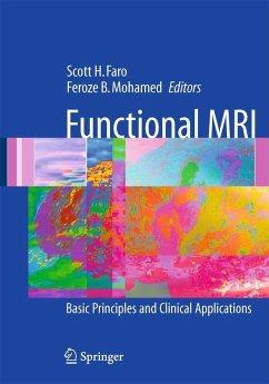 Functional MRI (eBook, PDF)