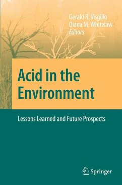 Acid in the Environment (eBook, PDF)