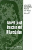Neural Crest Induction and Differentiation (eBook, PDF)
