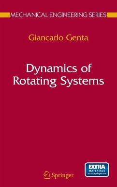 Dynamics of Rotating Systems (eBook, PDF) - Genta, Giancarlo