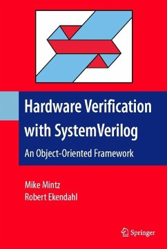 Hardware Verification with SystemVerilog (eBook, PDF) - Mintz, Mike; Ekendahl, Robert