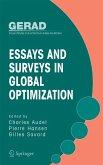 Essays and Surveys in Global Optimization (eBook, PDF)
