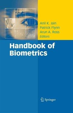 Handbook of Biometrics (eBook, PDF)