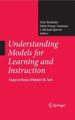 Understanding Models for Learning and Instruction (eBook, PDF)