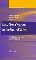 New Firm Creation in the United States (eBook, PDF)