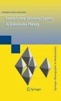 Fractals and Universal Spaces in Dimension Theory (eBook, PDF) - Lipscomb, Stephen