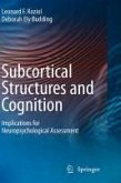 Subcortical Structures and Cognition (eBook, PDF)
