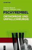 Pschyrembel Orthopädie und Unfallchirurgie