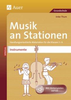 Musik an Stationen SPEZIAL: Instrumente