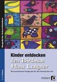 Kinder entdecken den Birdman Hans Langner