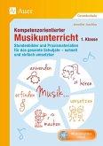 Kompetenzorientierter Musikunterricht 1. Klasse