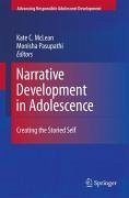 Narrative Development in Adolescence (eBook, PDF)