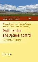Optimization and Optimal Control (eBook, PDF)