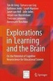 Explorations in Learning and the Brain (eBook, PDF)