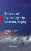 History of Psychology in Autobiography (eBook, PDF)