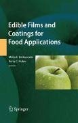 Edible Films and Coatings for Food Applications (eBook, PDF)