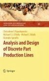 Analysis and Design of Discrete Part Production Lines (eBook, PDF)