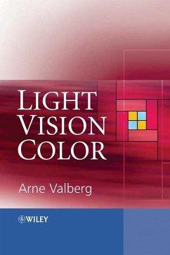Light Vision Color (eBook, PDF) - Valberg, Arne