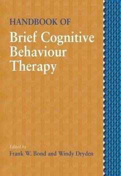 Handbook of Brief Cognitive Behaviour Therapy (eBook, PDF)