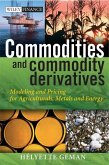 Commodities and Commodity Derivatives (eBook, PDF)