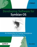 Developing Software for Symbian OS (eBook, PDF)