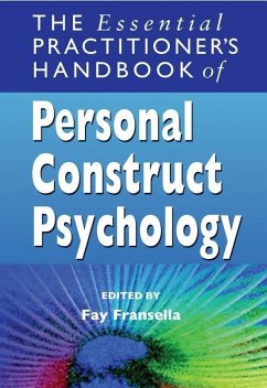 The Essential Practitioner's Handbook of Personal Construct Psychology (eBook, PDF)
