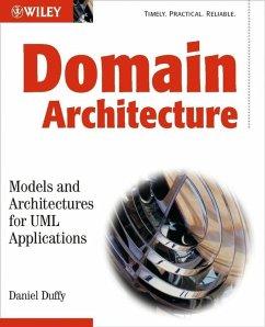 Domain Architectures (eBook, PDF) - Duffy, Daniel J.