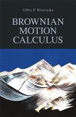 Brownian Motion Calculus (eBook, PDF)