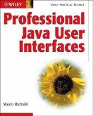 Professional Java User Interfaces (eBook, PDF)