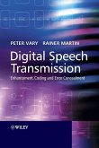 Digital Speech Transmission (eBook, PDF)