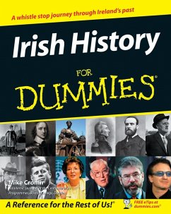 Irish History For Dummies (eBook, PDF) - Cronin, Mike