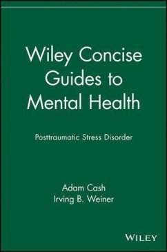 Wiley Concise Guides to Mental Health (eBook, PDF) - Cash, Adam