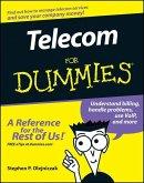 Telecom For Dummies (eBook, PDF)