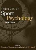 Handbook of Sport Psychology (eBook, PDF)