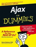 Ajax For Dummies (eBook, PDF)