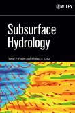 Subsurface Hydrology (eBook, PDF)