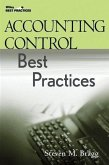 Accounting Control Best Practices (eBook, PDF)