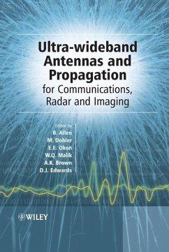 Ultra-Wideband Antennas and Propagation (eBook, PDF)