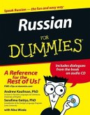 Russian For Dummies (eBook, PDF)