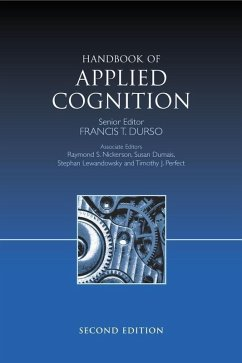 Handbook of Applied Cognition (eBook, PDF)