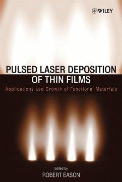 Pulsed Laser Deposition of Thin Films (eBook, PDF)