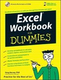Excel Workbook For Dummies (eBook, PDF)