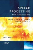 Speech Processing for IP Networks (eBook, PDF)