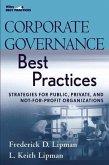 Corporate Governance Best Practices (eBook, PDF)