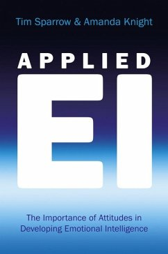 Applied EI (eBook, PDF) - Knight, Amanda; Sparrow, Tim