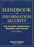 Handbook of Information Security, Volume 1, Key Concepts, Infrastructure, Standards, and Protocols (eBook, PDF)